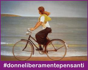 #donneliberamentepensanti